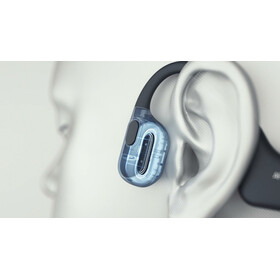 AfterShokz Aeropex Bone Conduction Headphones, niebieski